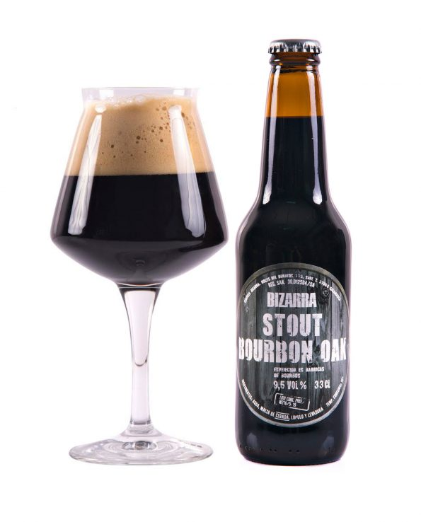 Bizarra Stout Bourbon  Pack 6