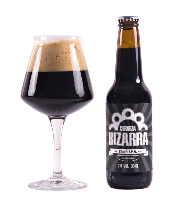 Bizarra Black IPA  Pack 6